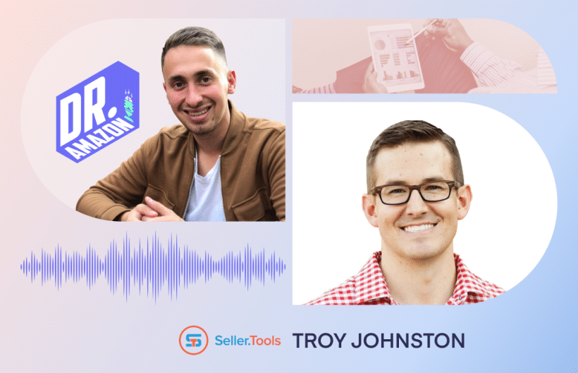 Dr Amazon with troy johnston