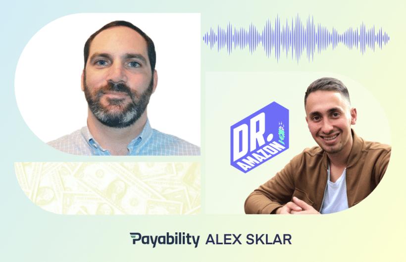 Dr Amazon with Alex Sklar