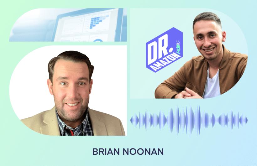 Dr Amazon with Brian noonan