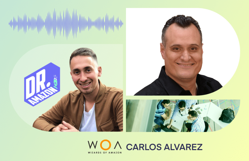 Dr Amazon with Carlos Alvarez