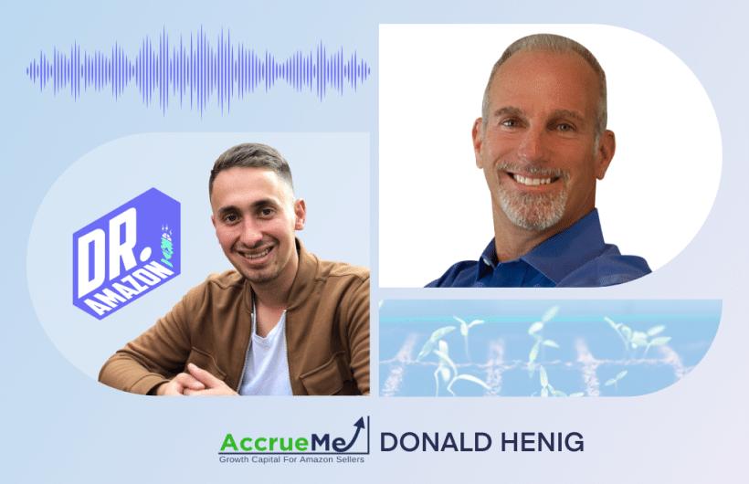 Dr Amazon with Donald Henig