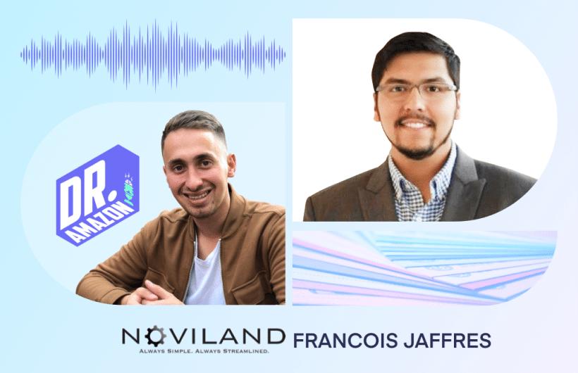 Dr Amazon with Francois Jaffres