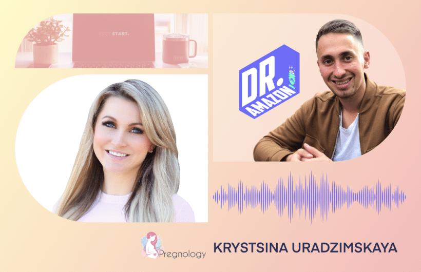 Dr Amazon with Krystsina Uradzimskaya