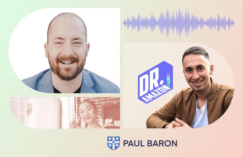 Dr Amazon with Paul Baron