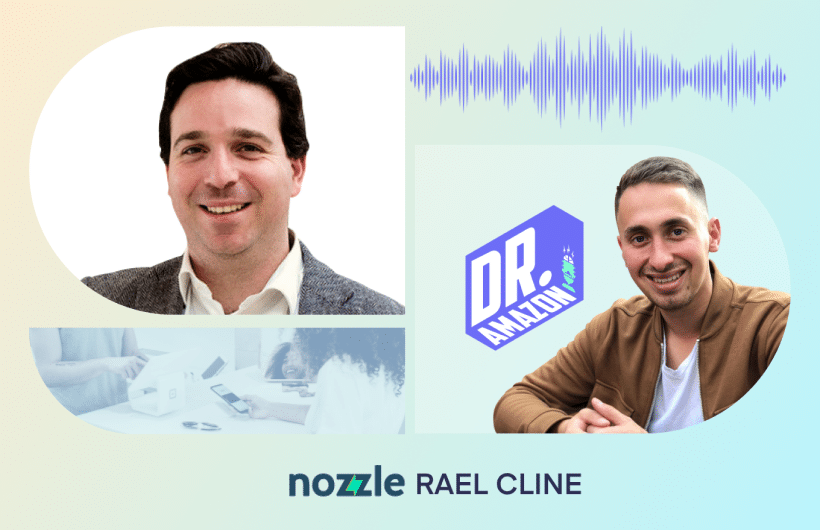 Dr Amazon with Rael Cline Nozzle
