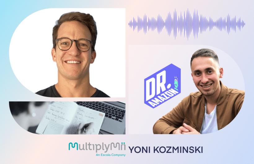 Dr Amazon with Yoni Kozminski