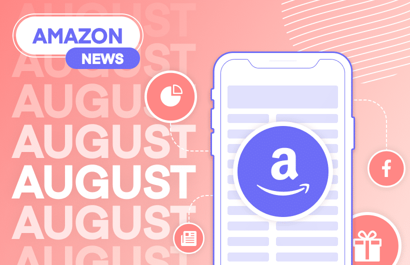 August Amazon news
